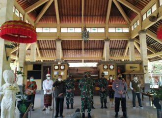 Panglima TNI dan Kapolri Apresiasi Pelaksanaan Isoter di Denpasar