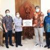 Distributor Bir Bintang Bali Bantu 4 Ton Beras