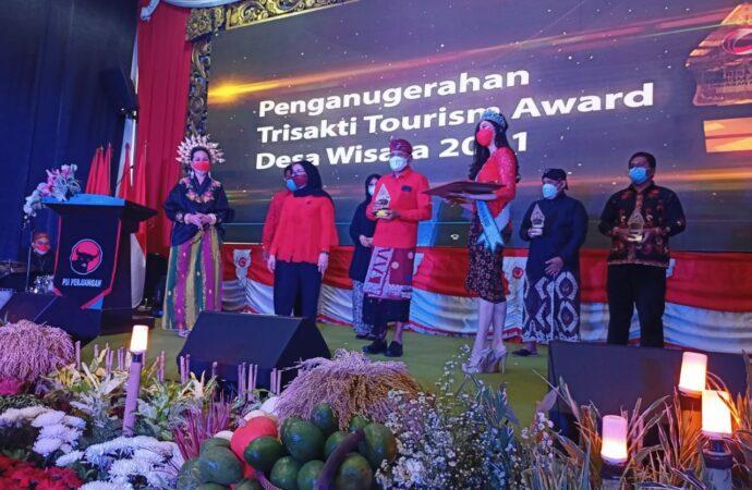 Pujungan Raih Trisakti Tourism Award Desa Wisata 2021