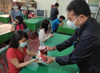Berbagi Kasih di Tengah Pandemi