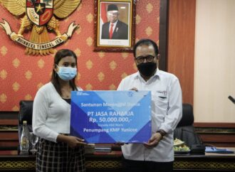 Santunan Jasa Raharja bagi Keluarga Korban Tenggelamnya Kapal Yunice