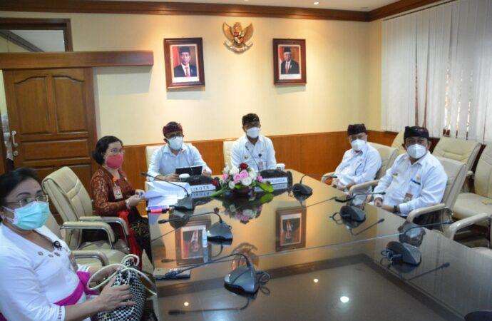 Walikota Jaya Negara Tandatangani Kerja Sama dengan AHF