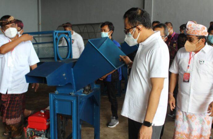 TPS 3R di Padangsambian,  Solusi Atasi Sampah di Perkotaan
