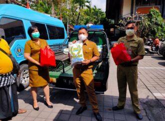 6.264 Paket Sembako untuk Warga Isoman