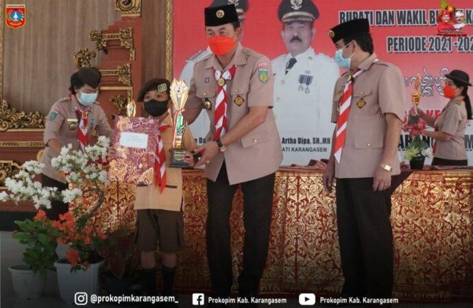 Peringatan Hari Jadi ke-63 Propinsi Bali di Karangasem