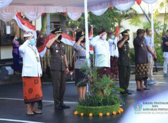 Peringatan Hari Jadi ke-63 Provinsi Bali di Kabupaten Klungkung