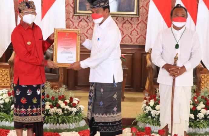 Gubernur Bali Tegaskan Program Prioritas Pembangunan Daerah Bali Berjalan Sesuai Rencana
