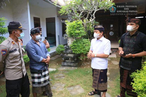 Ini Rencana Lokasi Isolasi Terpusat Pasien Covid-19 di Nusa Penida