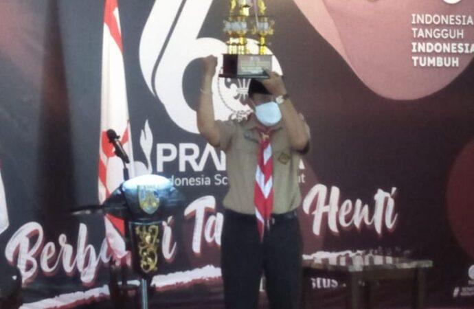 Badung Juara Umum Scout Creativity