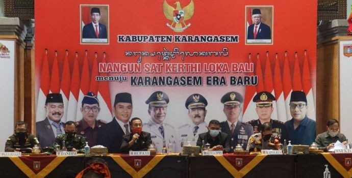 Masyarakat Diminta Patuhi  SE Bersama MDA dan PHDI Bali