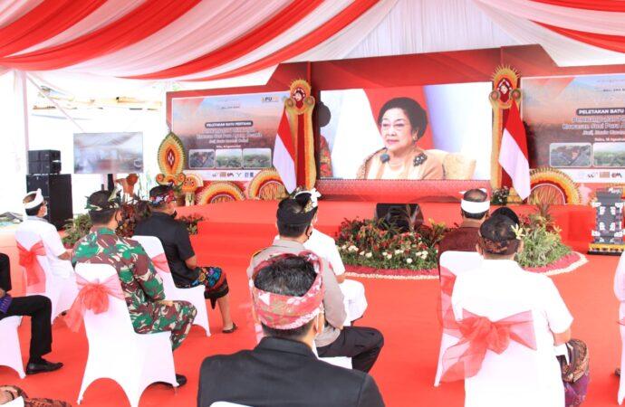 Megawati Tegaskan PDIP Berada di Belakang Jokowi
