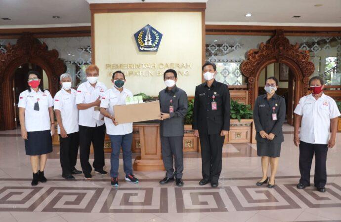 Badung Terima Bantuan CSR dari PDDI