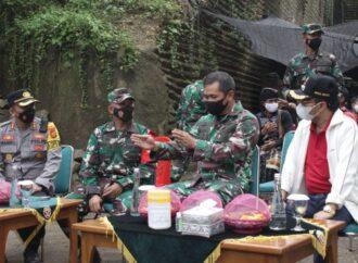 Pompa Hydran untuk Pengairan Sawah di Tangguntiti