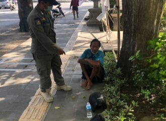 Aksi Vandalisme di Extreme Park Lumintang Diselidiki