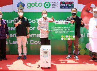 Gubernur Koster Terima 50 Konsentrator Oksigen untuk Bali