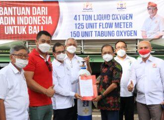Kadin Indonesia Gotong Royong Tangani Covid-19 di Bali