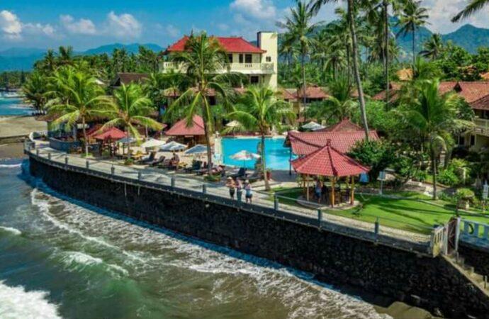 Bali Palms Resort Tawarkan Pesona dan Kenyamanan  di Bali Timur