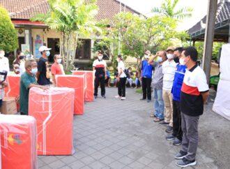 Bantuan bagi Masyarakat Terkena Bencana Banjir Sungai Candigara