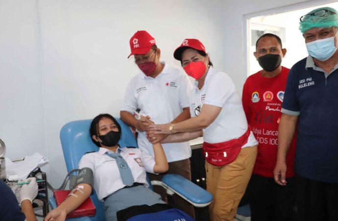 PMI Buleleng Penuhi Ketersediaan Stok Darah