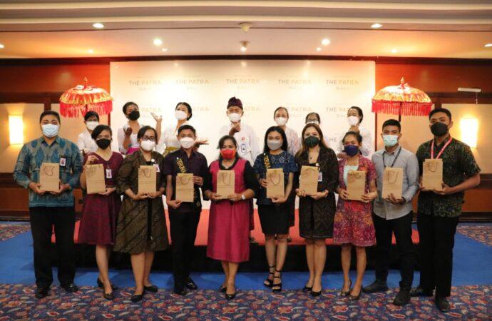 CSR The Patra Bali Resort & Villas Dinilai BUMN CSR Award 2021