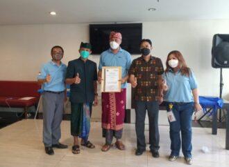 Seratus Persen Naker Pariwisata Bali Sudah Divaksin