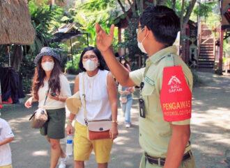 Bali Safari Park Opens, Visitors Must Have PeduliLindungi Application
