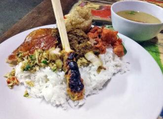 Delicious Be Samsam Guling of Bu Ayu Kedonganan