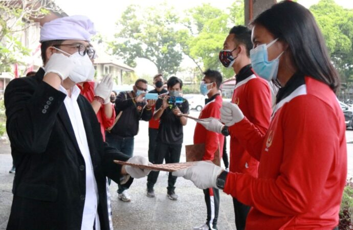 12 Atlet Tabanan Berlaga di PON XX Papua 2021