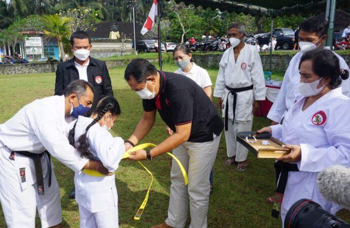 Ujian Kenaikan Tingkat dan Penurunan KYU, Karate-Do Indonesia LEMKARI