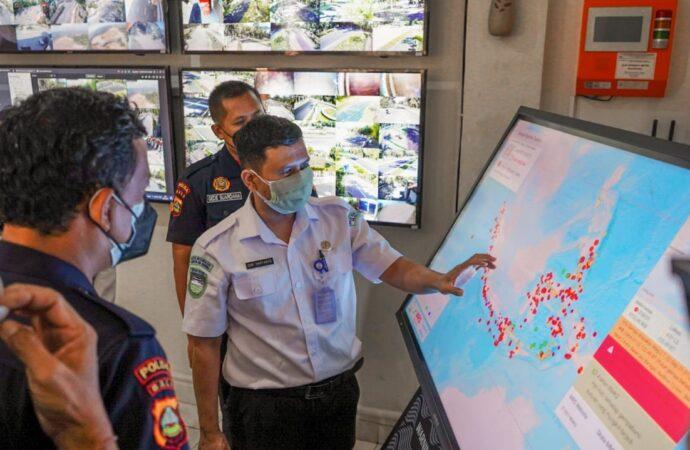 """""""Warning Receiver System"""" di The Nusa Dua Diaktifkan"""