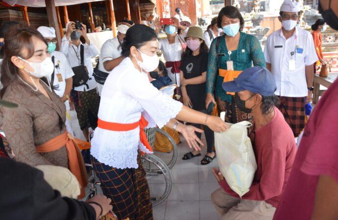 Vaksinasi Covid-19 Bagi Disabilitas di Kota Denpasar