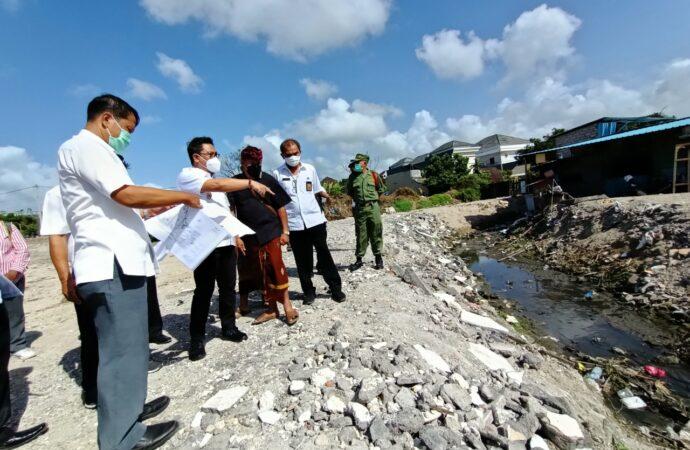 Ini Rencana Lokasi Pembangunan TPS3R di Desa Pemecutan Kelod