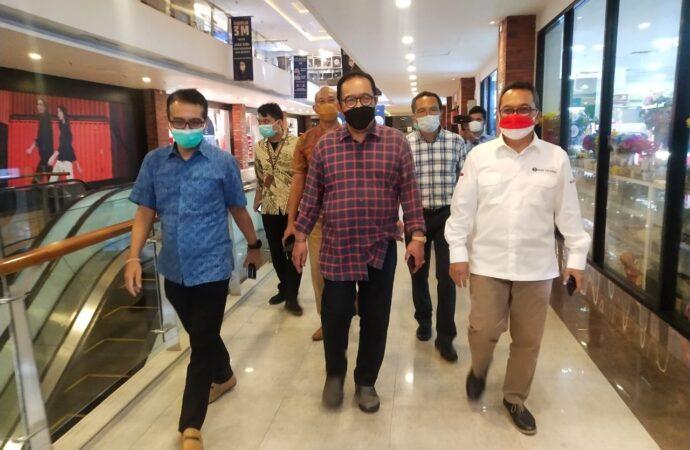 Mall Dibuka, Pengunjung Diminta Taat Prokes