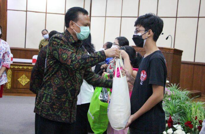 Pemprov Bali dan Kementerian PPA Beri Perhatian Khusus Anak Yatim Piatu