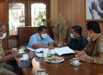 12,6 Are untuk Tempat Parkir RTH Taman Bung Karno