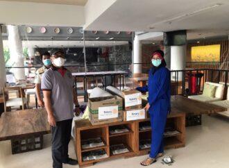 700 Cup Loloh Imune untuk Pasien Covid 19 di Kota Denpasar