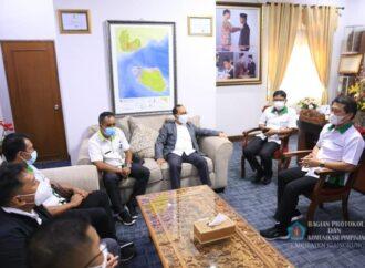 Direktur Dana Desa Kemendes RI Kunjungi Nusa Penida