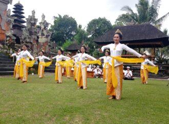 Tari Rejang Shanti,  Identitas Banjar Desaanyar
