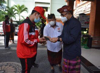 Atlet Denpasar Menuju PON Papua