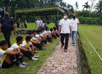 FSK Bersama BU U-20  Gunakan Lapangan Pau