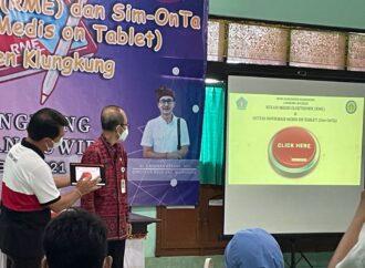 Menuju Paperless, RSUD Klungkung Resmi Launching RME