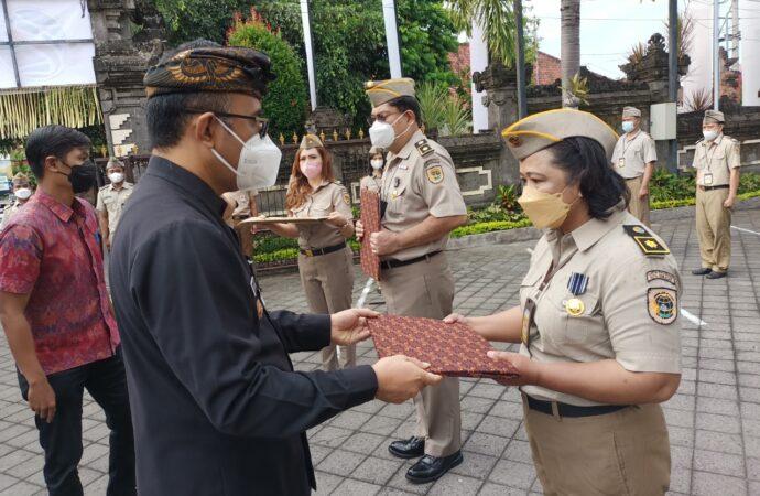 Peringatan Hari Agraria dan Tata Ruang Nasional ke-61 di Denpasar