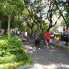 Tim Yustisi Pantau Prokes di Objek Wisata