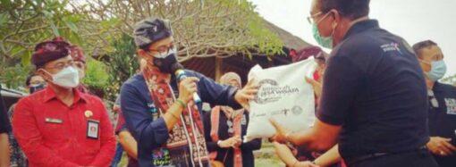 Desa Adat Tenganan Pagringsingan Raih Penghargaan ADWI Bangkit 2021