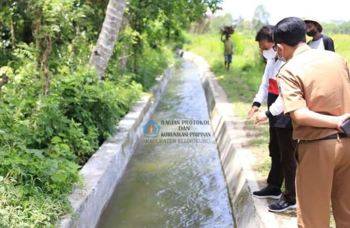 Bupati Suwirta Minta Rekanan Utamakan Kualitas Pekerjaan dan Konsep Pemberdayaan