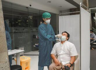 RDT Antigen Survey di Kawasan The Nusa Dua