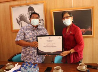 "Dispar Buleleng Raih Silver Champion ""Branding Tourism and Creative Campaign Award"""