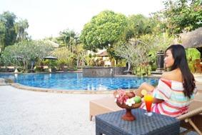 Yuk, Staycation di Medewi Bay Retreat …