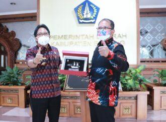 Walikota Makassar Diskusi Pemulihan Pariwisata dan Ekonomi di Badung