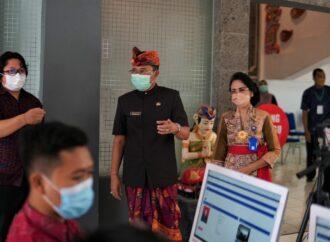 Fasilitas Prokes Lengkap untuk SKD CPNS Kemenag di Buleleng